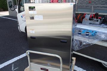 直結増圧給水ポンプ更新・修理