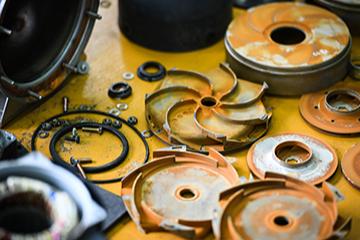 給水圧ポンプ設置・交換・修理